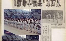 1-newspaper-_front-page-isshinryu-demo-at-convention-center