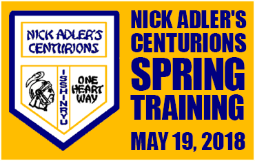 Nick Adlers Centurions Spring Training 2018